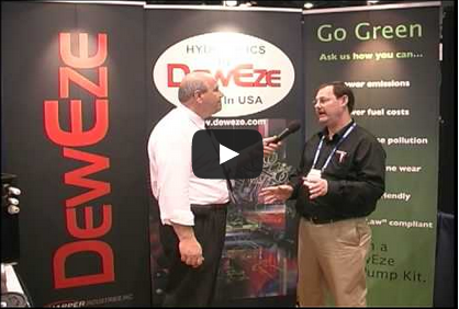 operate knuckle boom cranes and hooklifts out pto by deweze vid image